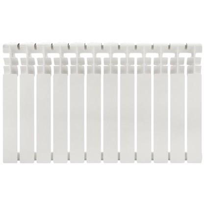 Биметаллический радиатор 500/80 12 секций цена