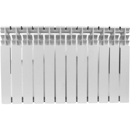 Биметаллический радиатор Monlan 500/80 12 секций цена