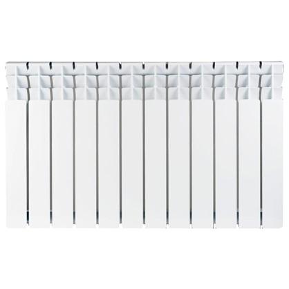 Алюминиевый радиатор Monlan 500/80 12 секций цена