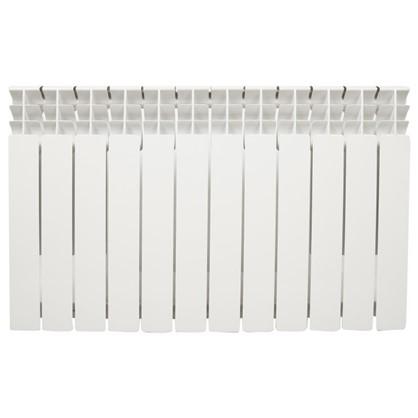 Алюминиевый радиатор Monlan 500/96 12 секций цена