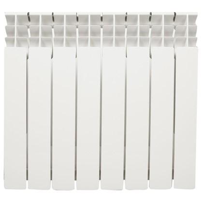 Алюминиевый радиатор Monlan 500/96 8 секций цена
