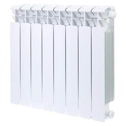 Биметаллический радиатор Rifar B 500 8 секций нижнее подключение цена