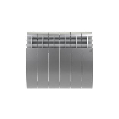 Биметаллический радиатор Royal Thermo BIliner 500/6 Silver Satin