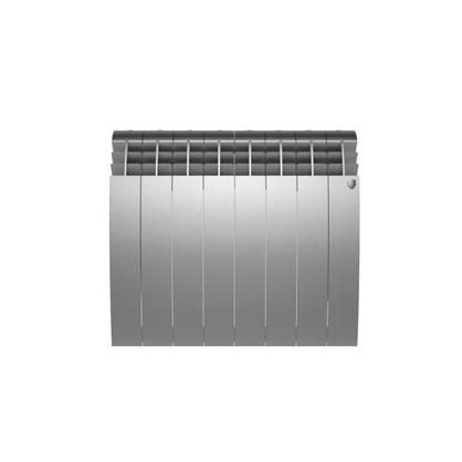 Биметаллический радиатор Royal Thermo BIliner 500/8 Silver Satin цена