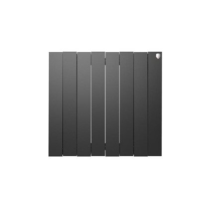 Биметаллический радиатор Royal Thermo Pianoforte 500/8 Noir Sable цена
