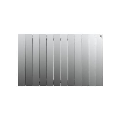 Биметаллический радиатор Royal Thermo Pianoforte500/12 Silver Satin цена