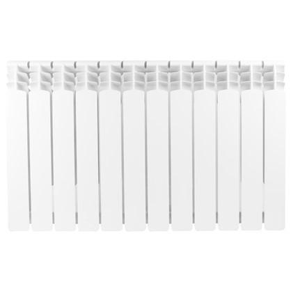 Алюминиевый радиатор Тепломир 500/96 12 секций цена