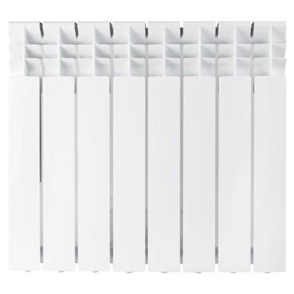 Алюминиевый радиатор Тепломир 500/96 8 секций цена