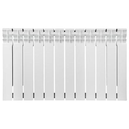 Биметаллический радиатор Тепломир B 500/80 12 секций цена