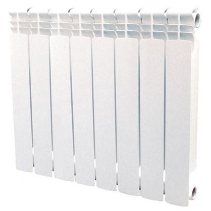 Биметаллический радиатор Тепломир В 500/80 8 секций цена
