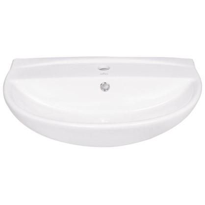 Раковина для ванной Mito Red керамика 60 см цвет белый
