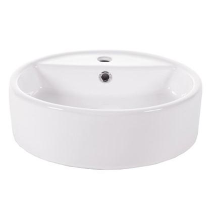 Раковина для ванной накладная Salsa Basin керамика 44 см цвет белый цена