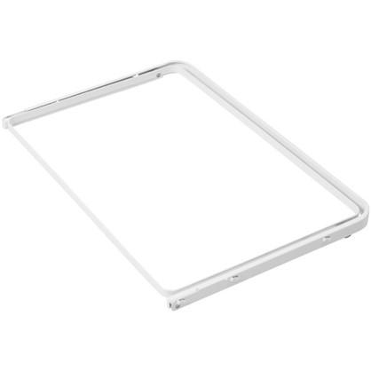 Рамка для корзины выдвижная НСХ 25x549x373 мм цвет белый цена