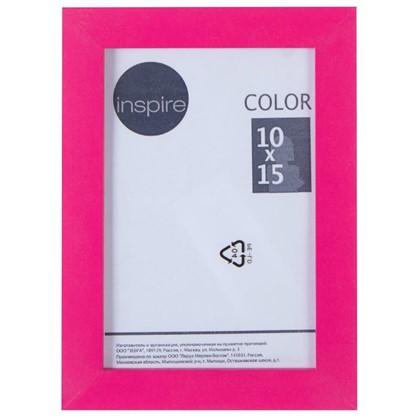 Рамка Inspire Color 10х15 см цвет фуксия