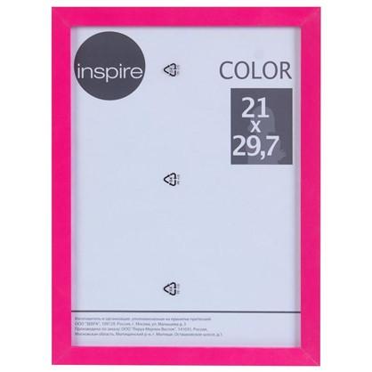 Рамка Inspire Color 21х297 см цвет фуксия