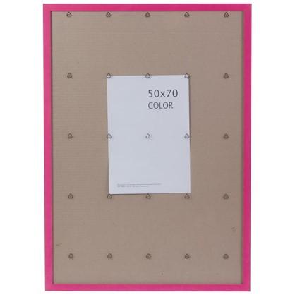 Рамка Inspire Color 50х70 см цвет фуксия