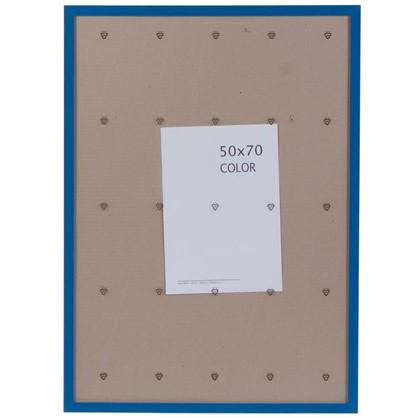 Рамка Inspire Color 50х70 см цвет синий цена