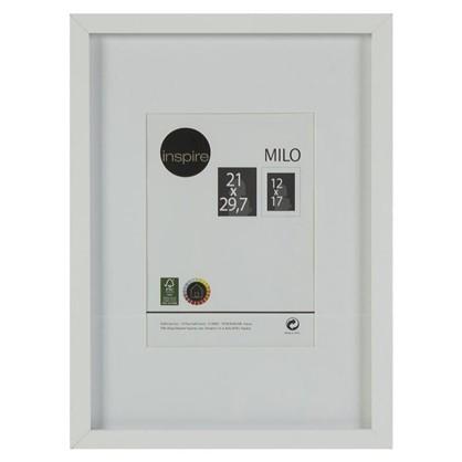 Рамка Inspire Milo 21х29.7 см цвет белый