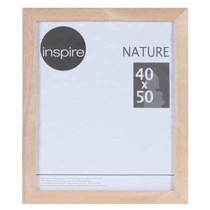 Рамка Inspire Nature 40х50 см цвет дерево