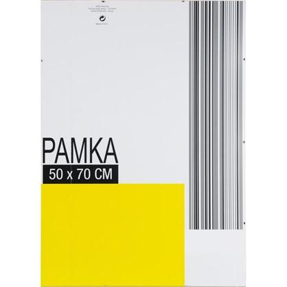 Рамка-клип 50х70 см стекло
