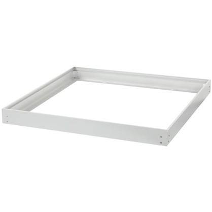 Рамка накладного монтажа для светодиодной панели 60х60 см цена
