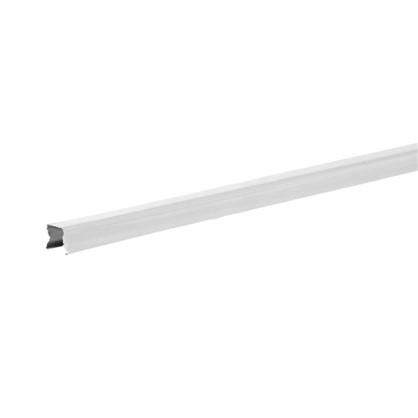 Раскладка 16x3000 мм цвет белый глянец 2 шт.