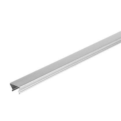 Раскладка Artens 25x3000 мм цвет серебристый металлик 2 шт. цена
