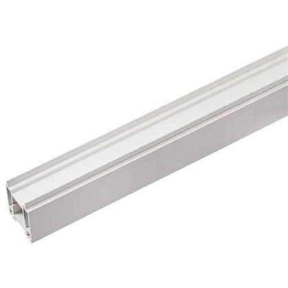 Расширитель ПВХ 60x25x3000 мм цвет белый цена
