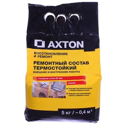 Ремонтный состав термостойкий Axton 5 кг