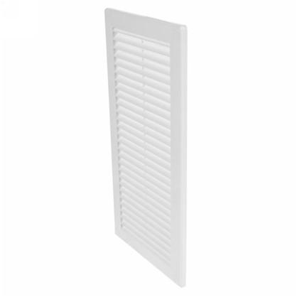 Решетка вентиляционная Awenta TRU-12 150х310 мм цвет белый