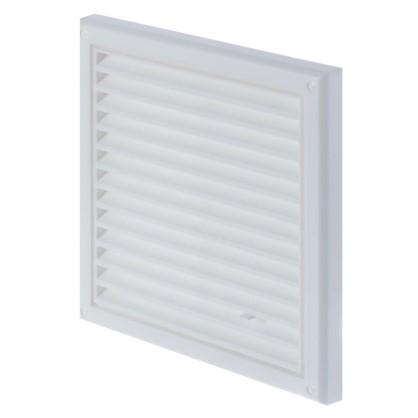 Решетка вентиляционная Вентс МВ 120 Рс 186x186 мм цвет белый цена
