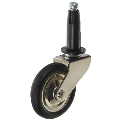 Ролик для сервировочного стола 38 мм поворотный без тормоза цена