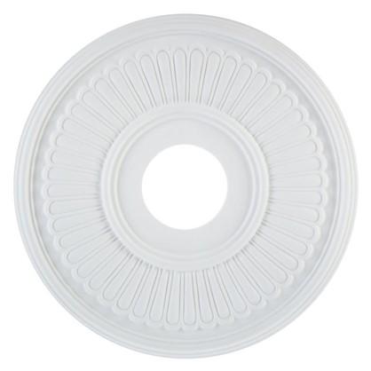 Потолочная розетка 40 см DR306 полиуретан цена