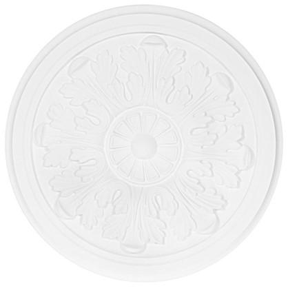 Потолочная розетка полиуретановая М63 D 32.5 см цена