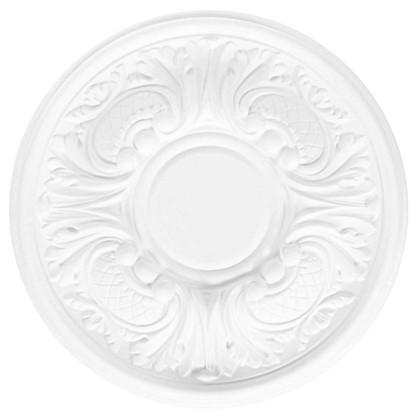 Потолочная розетка полиуретановая М72 D 30 см цена