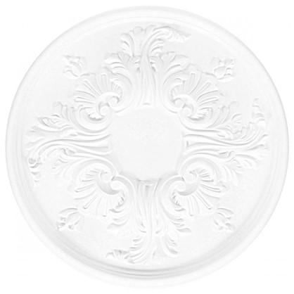 Потолочная розетка полиуретановая М74 D 40 см цена
