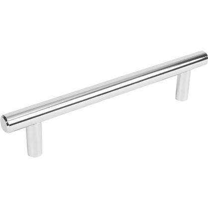 Ручка Eureka Хром Рейлинг 1.2х3.5х16.8 см сталь цвет хром цена