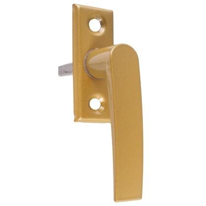 Ручка оконная РО-10 металл цвет желтый/золото