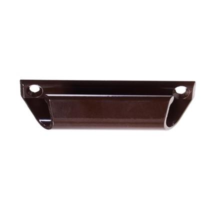 Ручки для балконной двери цвет коричневый цена