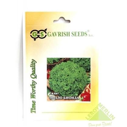 Салат листовой зелёный Лолло Бионда цена