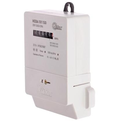 Электросчетчик Нева 101 1SO 5(60)А однофазный