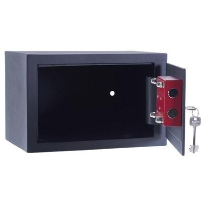 Сейф мебельный Standers N2 ключевой замок 9 л. цена