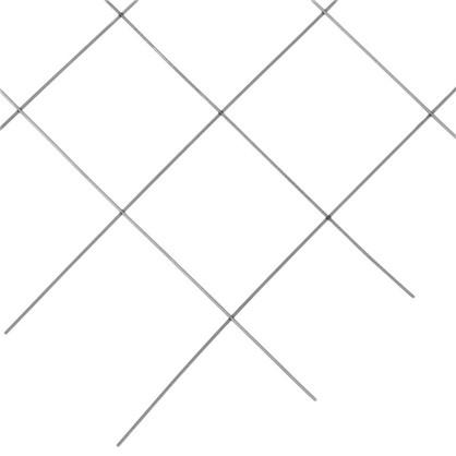 Сетка для армирования бетона 100x100x2.5 мм 1x2 м цена