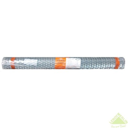 Сетка металлическая оцинкованная Штрек 30х0.7х0.3 мм 1x20 м