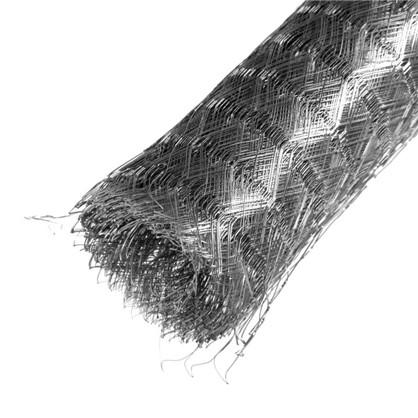 Сетка металлическая Штрек 30х0.7х0.3 мм 1x20 м
