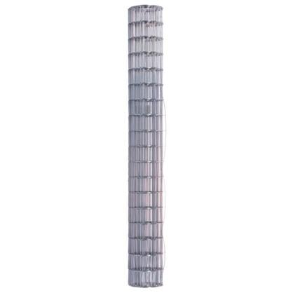 Сетка сварная оцинкованная 75x100 мм/1.8x15 м цена