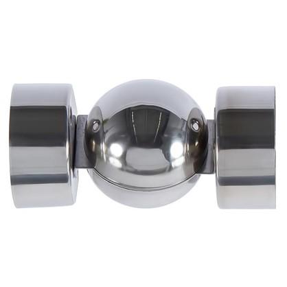 Шарнир угловой 50 мм на поручень бук