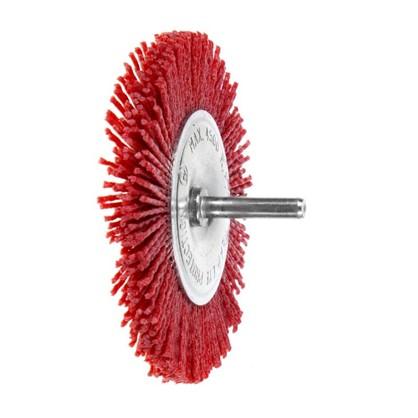 Щетка для дрели дисковая Dexter 100 мм нейлоновая цена