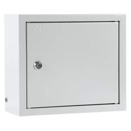 Щит металлический IEK ЩРн-12з-1 на 12 модулей 265х310х120 IP31