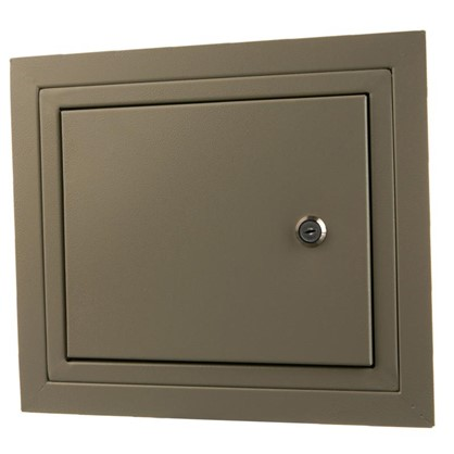 Щит металлический МЭК ЩРв-9 275х320х120